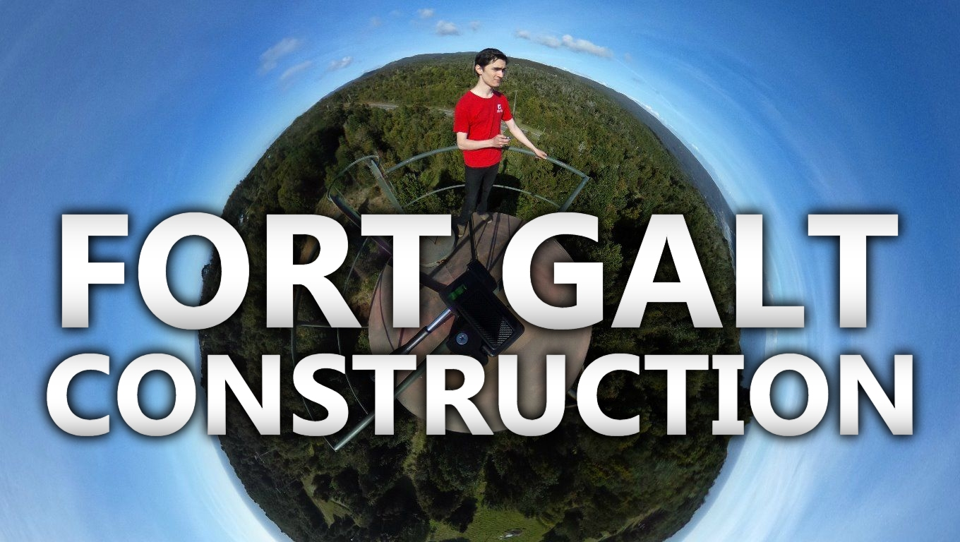 Fort Galt Update: Construction Time!